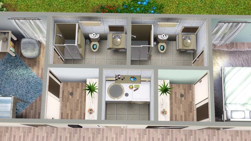 Stavba podle půdorysu Houseplan Screen24