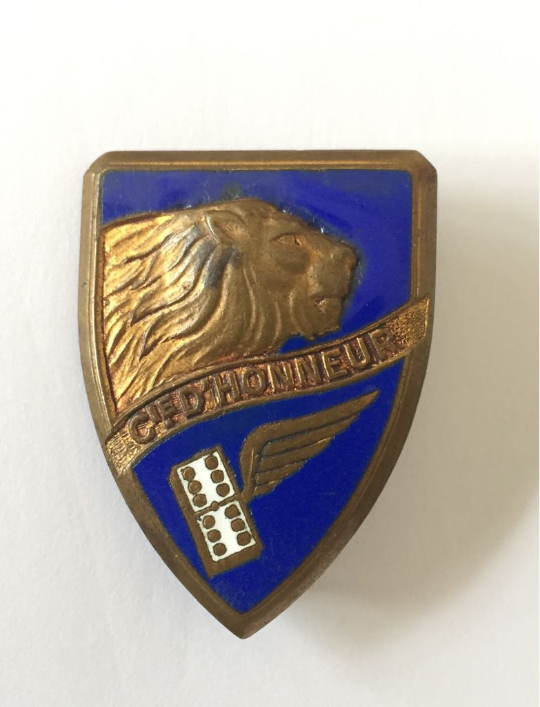 Insigne Compagnie d'honneur Img-2011