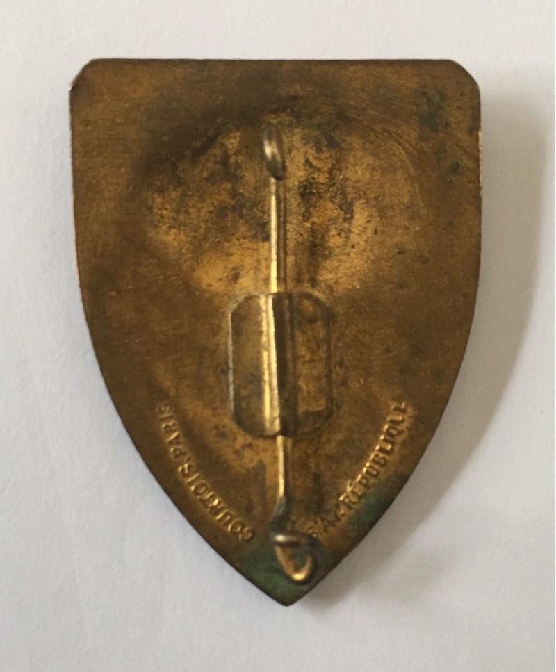 Insigne Compagnie d'honneur Img-2012
