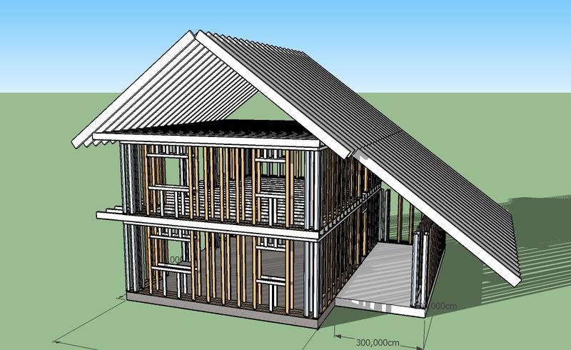 Nouveau sur le forum avec un projet GREB en haute loire  Maison13