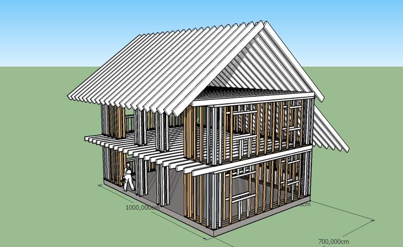 Nouveau sur le forum avec un projet GREB en haute loire  Maison14