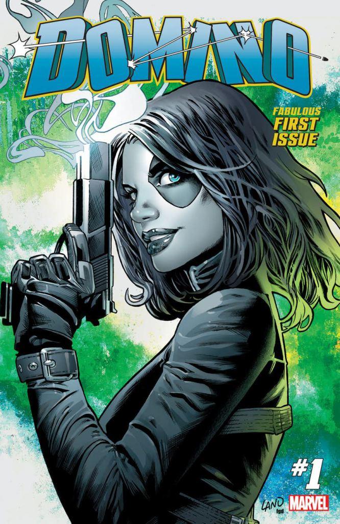 Gail Simone est de retour chez Marvel Comics Domino10