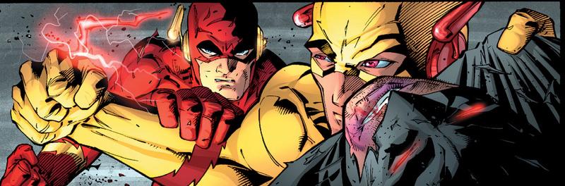 Jay Garrick alias Flash, évolution du personnage Zffl10