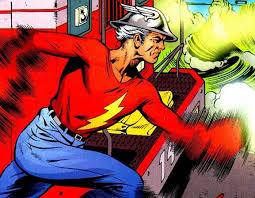 Jay Garrick alias Flash, évolution du personnage Zflash10