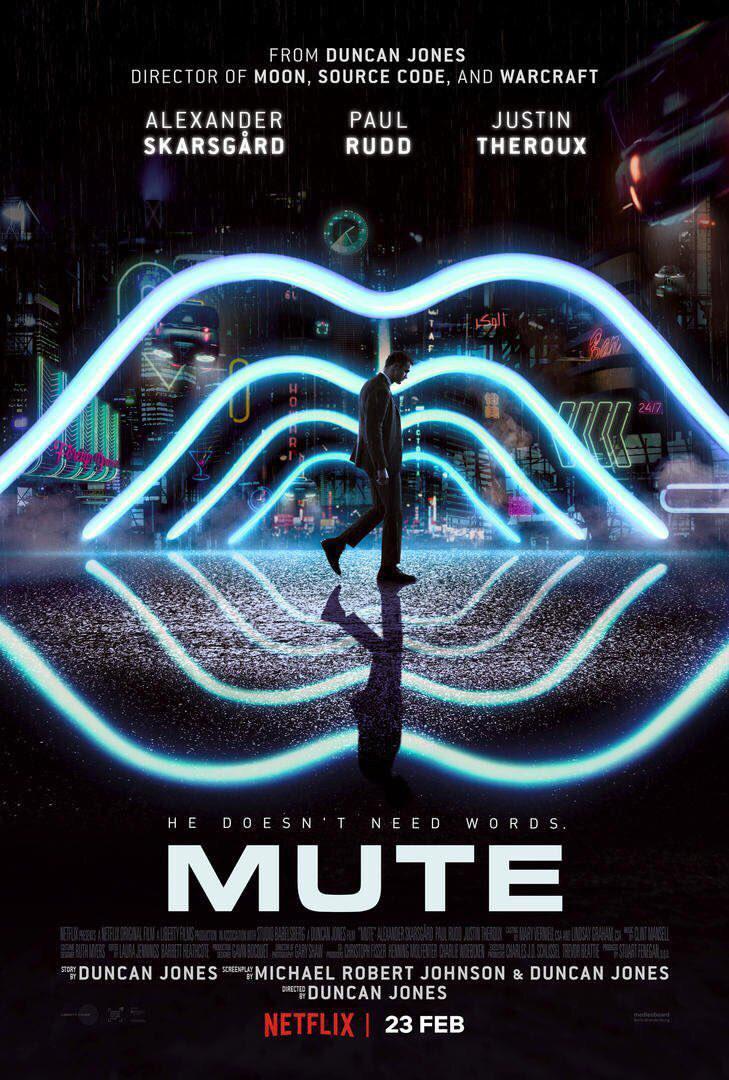 Mute : découvrez le superbe trailer du nouveau film de SF de Netflix Ztyt10