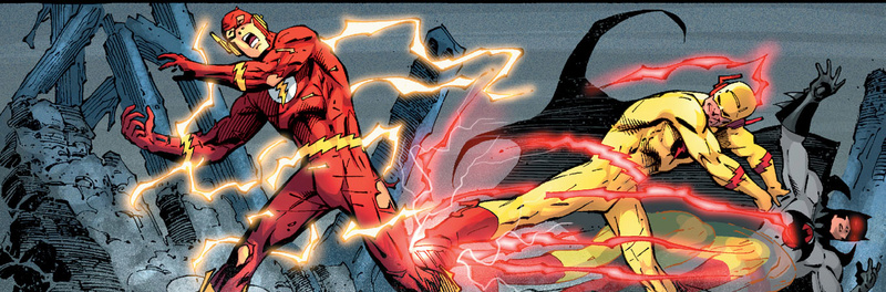 Jay Garrick alias Flash, évolution du personnage Zzf10