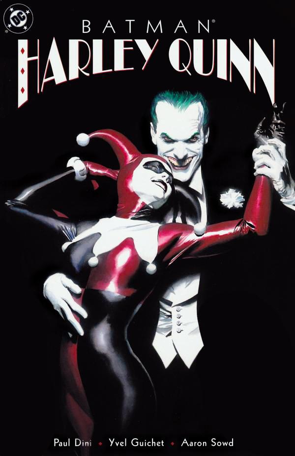 Harley Quinn : aux origines de la création du personnage Zzmpkf10