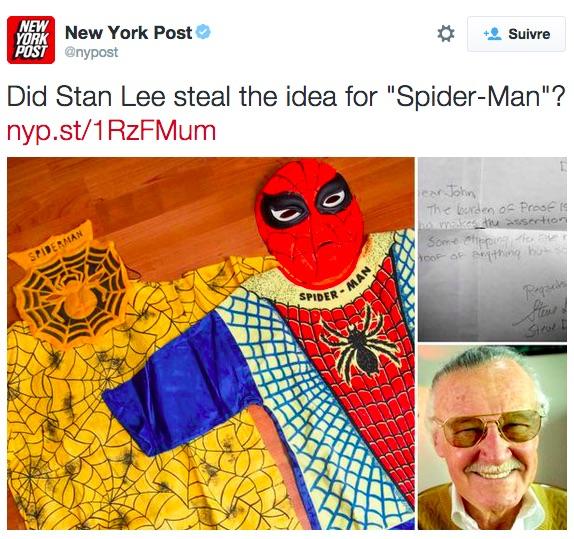 Spider-Man : l'origine du personnage remise en question ? Zzzqz10