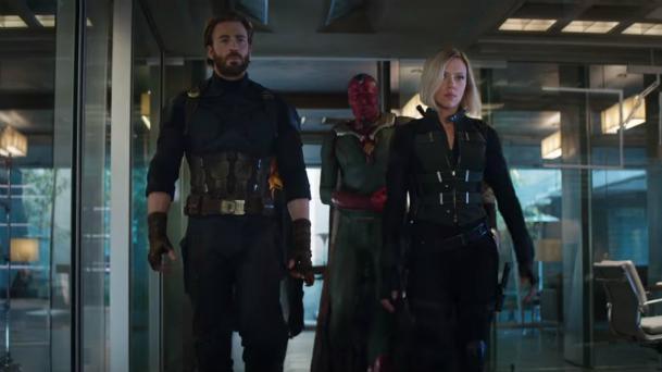 Avengers : découvrez le nouveau teaser d'Infinity War dévoilé au Super Bowl Zzzuuy10