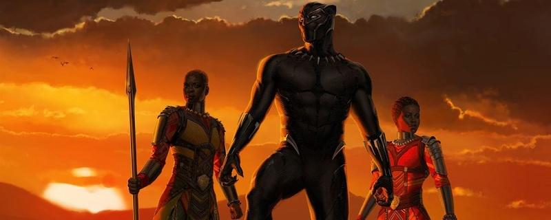 Black Panther : Kendrick Lamar dévoile la BO événement du film Marvel Zzzz13