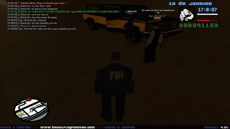 Investigação de Tráfico! 110