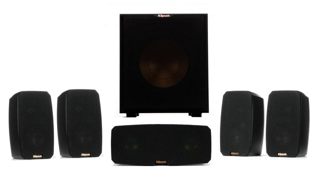 """Klipsch Reference Theater Pack 12"""" Subwoofer 10_sub11"""