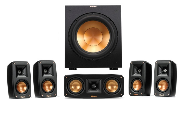 """Klipsch Reference Theater Pack 12"""" Subwoofer 12_sub12"""