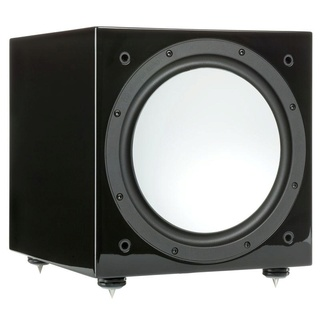 """Monitor Audio Silver W-12 12"""" Powered Subwoofer 216"""