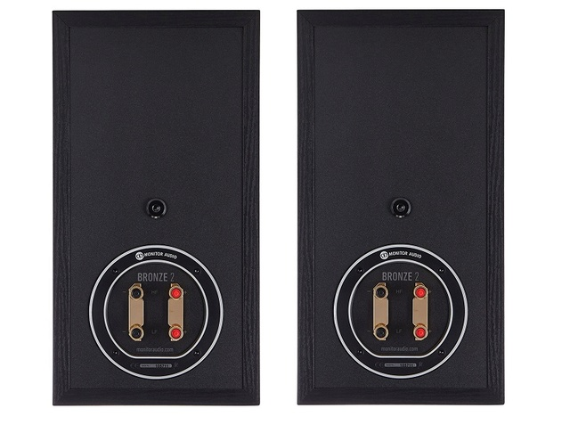 Monitor Audio Bronze 2 Bookshelf Speaker 81-lzl11