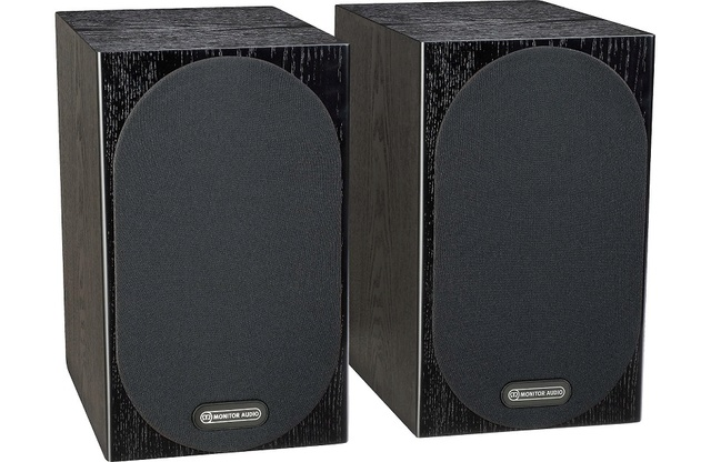 Monitor Audio Silver 50 Bookshelf Speaker Bo210