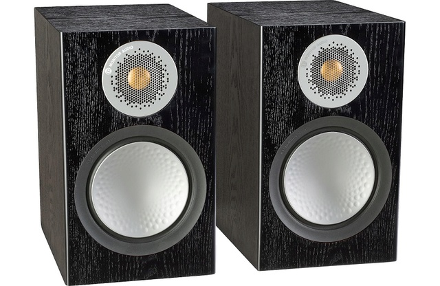 Monitor Audio Silver 50 Bookshelf Speaker Bo510