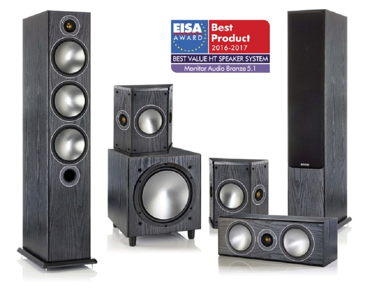 Monitor Audio Bronze 6 5.1 Home Theater Package Bronze17