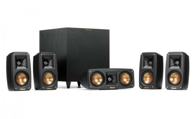 "Klipsch Reference Theater Pack 8"" Subwoofer Es_kli10"
