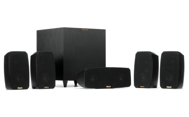"Klipsch Reference Theater Pack 8"" Subwoofer Es_kli17"