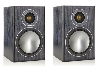 Monitor Audio Bronze 1 Bookshelf Speaker G893bz14