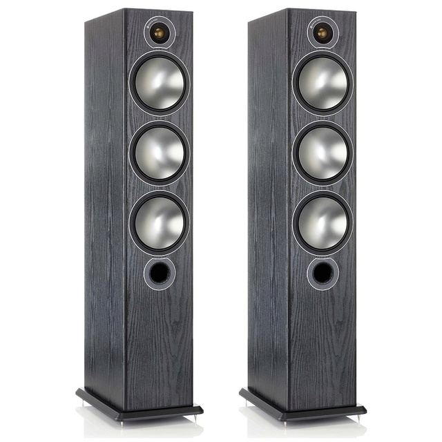 Monitor Audio Bronze 6 Floorstanding Speaker G893bz21
