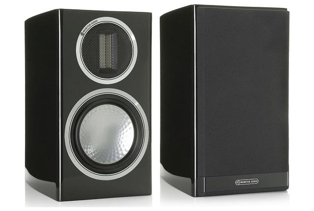Monitor Audio Gold 50 Bookshelf Speaker G893g510