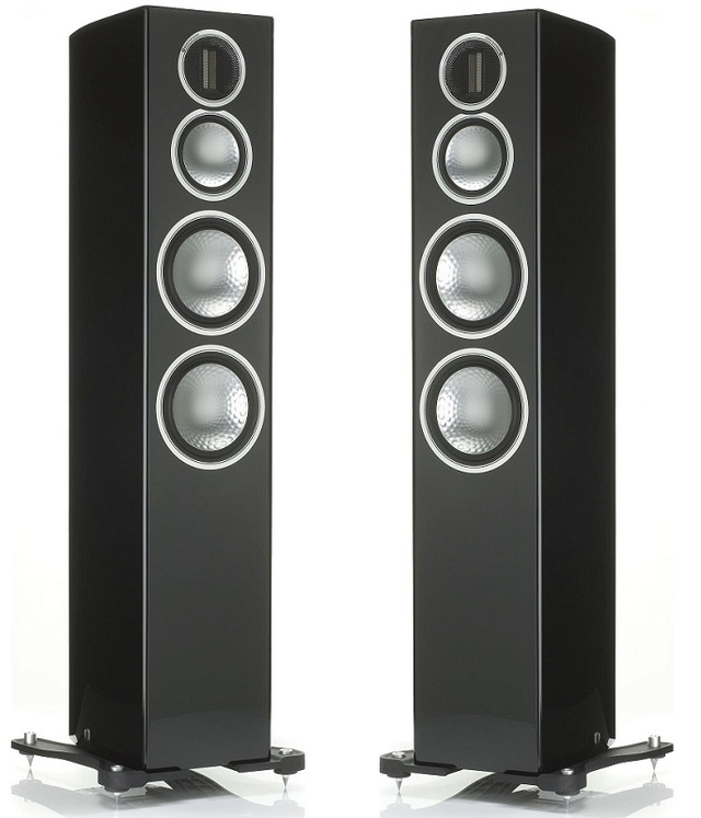 Monitor Audio Gold 300 Floorstanding Speaker Gold3010