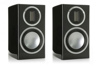 Monitor Audio Gold 50 Bookshelf Speaker Gold5011