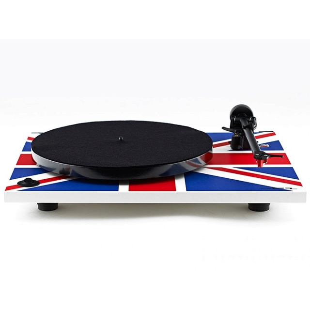 Rega RP1 Union Jack Edition Turntable (Sold Out) Rp1uni11