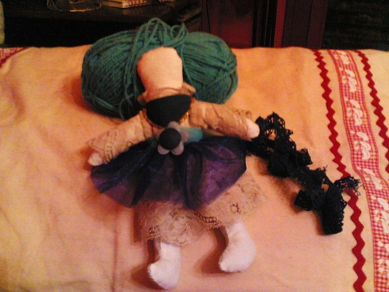 Fatine Violetta e Azzurrina 02022011