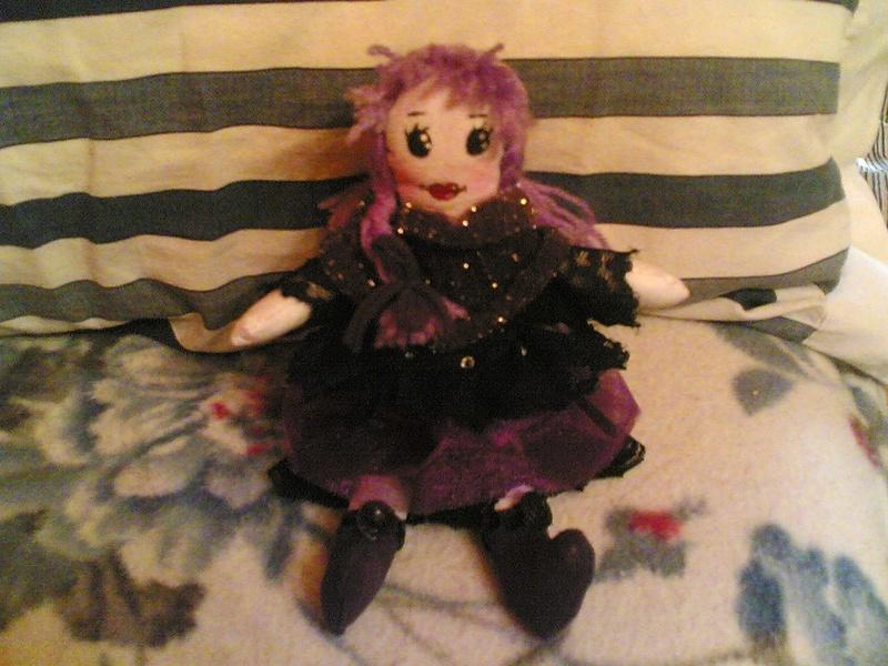 Fatine Violetta e Azzurrina 24012013