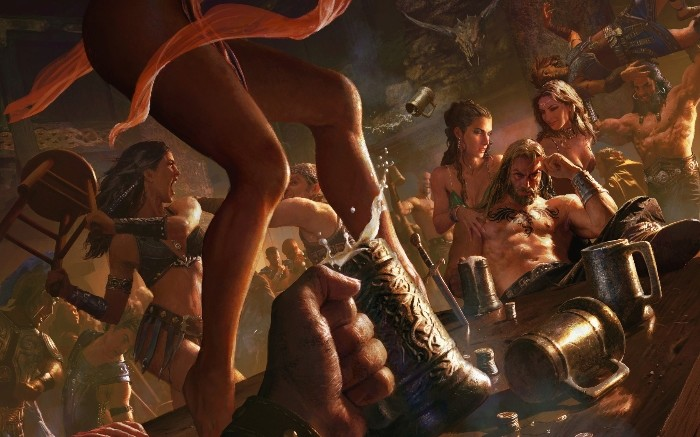 Beasts & Barbarians - Jeu de rôle