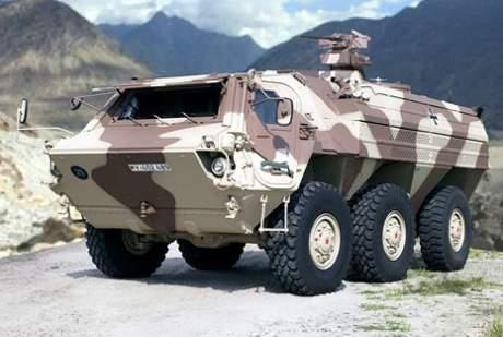 Projet de renouvellement de l'équipement de la Garde Impériale Cb6a3f10