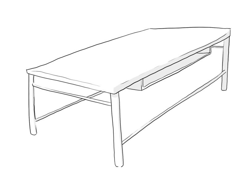 Concepts cuisine 03 (Hut de lumière, boîte d'aliments, chaudron et table de cuisine) Concep14