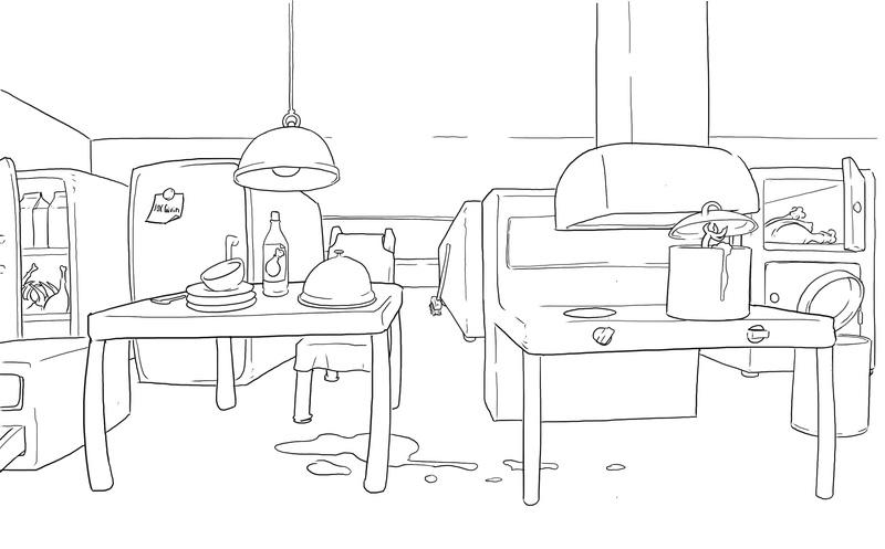 Concept cuisine 03 (lineart) Concep15