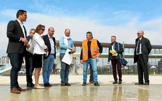 PEM de St Brieuc :visite d'avancement du chantier (23/05/18) Une-vi10