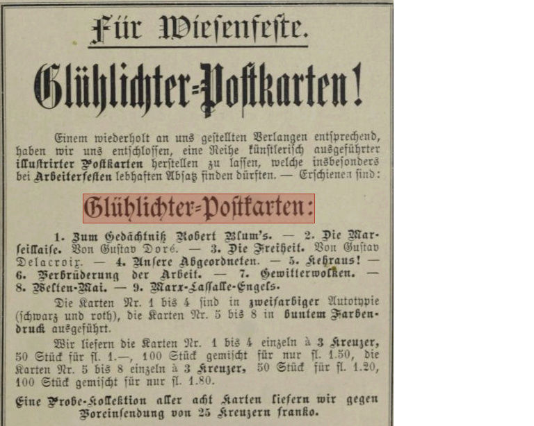 ABC Postkarten 1890-1900 der Zeitschrift Glühlichter Werbun10
