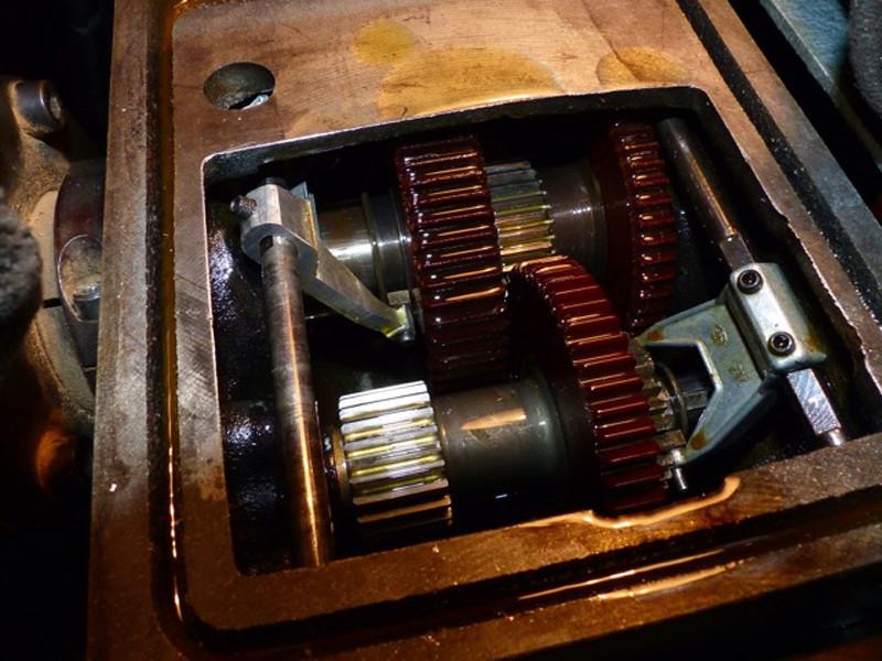 Tour EMCO Maximat V10 en panne 1910