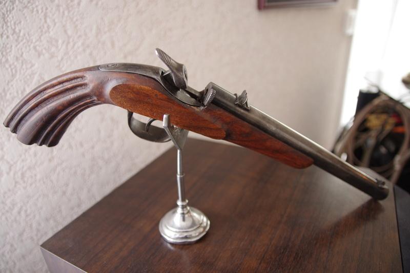 Flaubert avec canon de 22 Imgp4210
