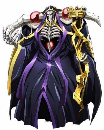 Ficha de Momonga (Ainz Ooal Gown) Ainz_o11