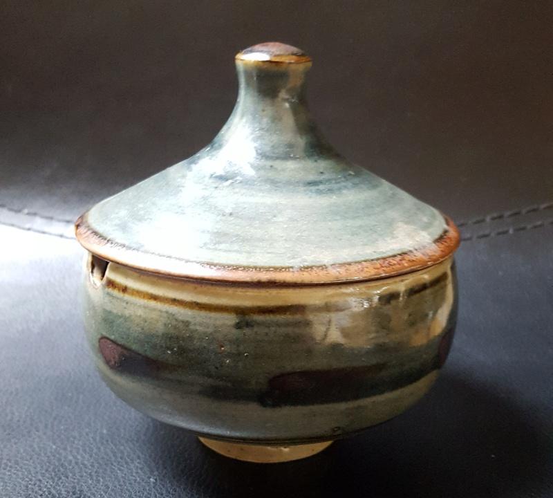 David Leach Jam Pot - Unknown Pattern/Range Pagoda Shape? 20180115