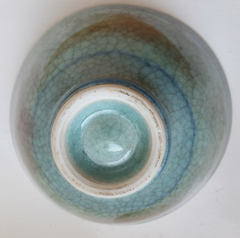 Small footed bowl No markings 20180311