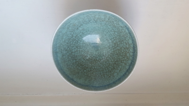 Small footed bowl No markings 20180312