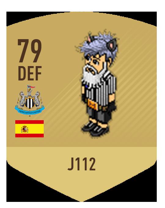 Contrato de J112 J11210