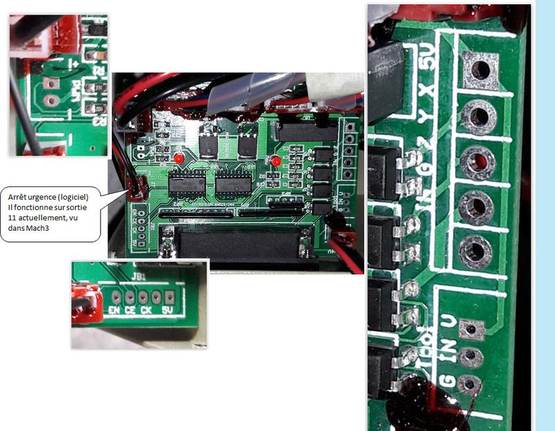 Branchement des inters FC et interrupteure de référencement Carte_10