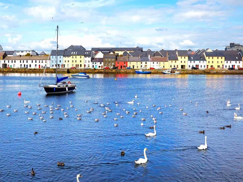 Galway, Connemara, Irlande Galway10