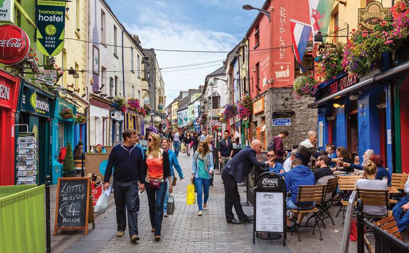 Galway, Connemara, Irlande Galway11