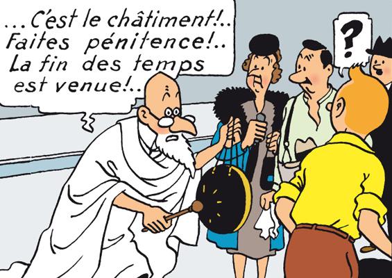 [Jeu] Association d'images Tintin10