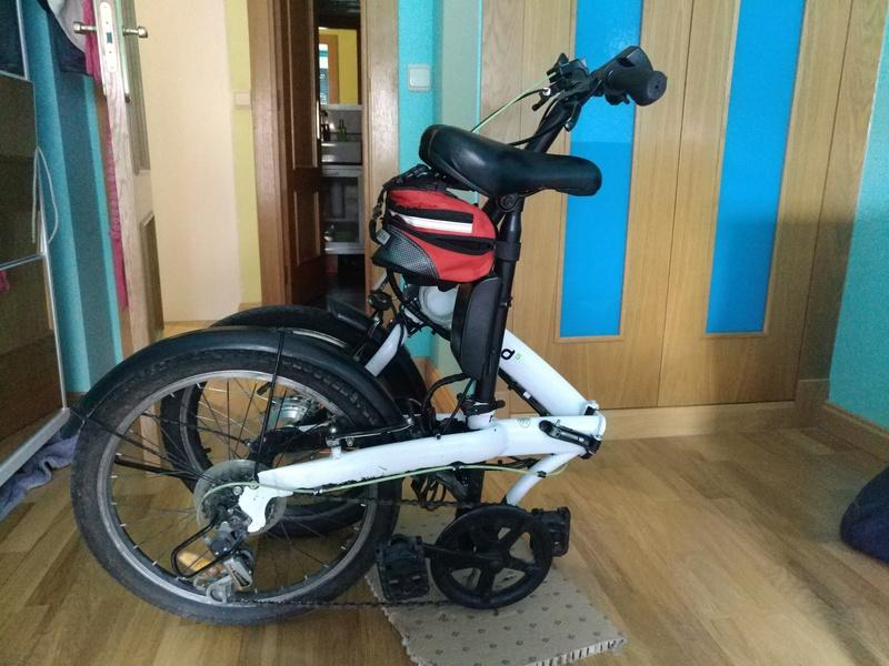 """Vendo plegable eléctrica 6 velocidades 20"""" y 17 kg de peso Img_2014"""